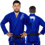 Kimono Jiu-jitsu - Venum Contender - Azul / Preto / Branco