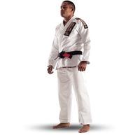 Kimono Jiu-jitsu Standart Branco Shiroi
