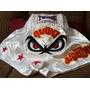 Short De Muay Thai Twins Special - Importado Da Tailândia
