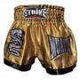 Shorts Muay Thai Kick Boxing - Dourado - P