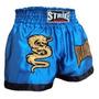 Shorts Muay Thai Kick Boxing - Azul - P