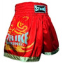 Shorts Muay Thai Kick Boxing Tacktell - Vermelho - G