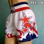 Shorts Calções Para Muay Thai Sublimados (goyanna Sport