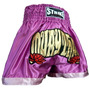 Shorts Muay Thai Kick Boxing New Strike - Feminino Roxo - P