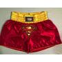 Promoção Calção Muay Thai Strong Super Homem