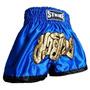 Shorts Muay Thai Kick Boxing New Strike - Azul - G