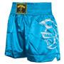 Short Muay Thai Op Art Azul - Pretorian - M