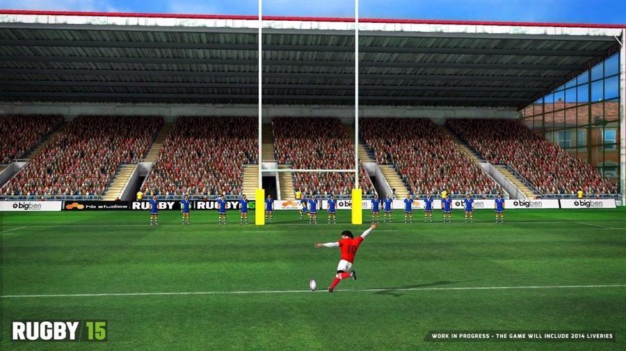 Rugby 15 jogo ps4 em disco playstation 4 r 84 00 no