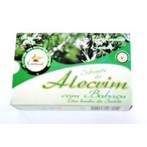 Sabonete Glicerinado De Alecrim Com Babaçu-100% Natural