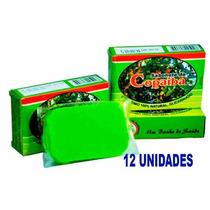 Sabonete De Copaíba - Glicerinado - 90gr-12 Unidades