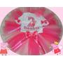 Fantasia Peppa Pig Tutu Em Degradê Rosa - Personalizada