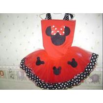 Fantasia Personalizada Minnie