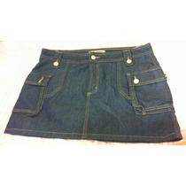Linda Saia Jeans Da Marca Hering Original Tamanho 42