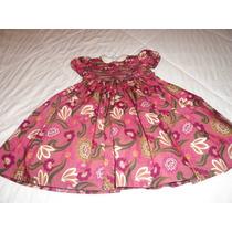 Lindo Vestido De Festa Tamanho 3 - Marca Mio Bebê