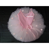 Figurino Bailarina Ballet Roupa Fantasia Tutu
