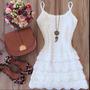Vestido Tricotec Coleção Primavera Verão @@@@