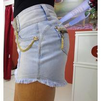 Mini Saia Da Pit Bull Jeans Original