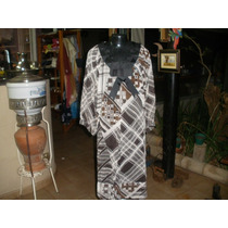 Lindo Vestido - Bonita Estampa By Acervo Fashion T-g