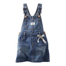 Jardineira Jeans Osh Kosh Bigosh - Importada 100% Original