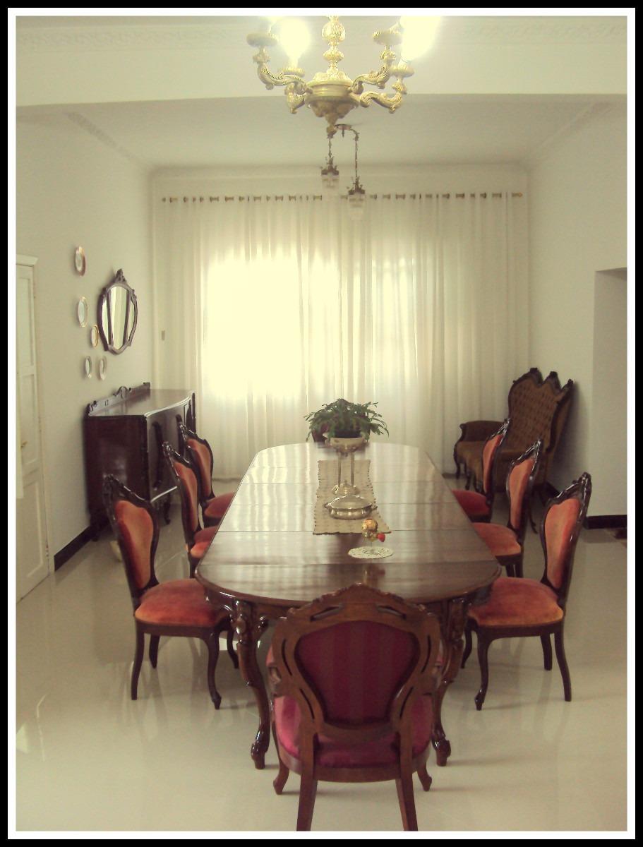 Moveis Sala De Jantar Rio Grande Do Sul ~ Sala De Jantar Luis Xvantiga 8 Cadeiras E Buffet  R$ 16000,00 no