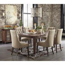 Mesa Com Cadeiras Sala De Jantar Moveis Jowilli Gramado