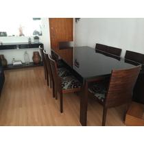 Sala Jantar Completa 8 Cadeiras E Buffet