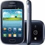 Smartphone Samsung Galaxy Fame Duos S6812 Grafite