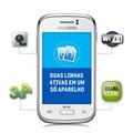 Celular Samsung Galaxy Young Duos Tv Dual Core Webfones