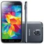 Smartphone Samsung Galaxy S5 G900m Preto Desbloqueado
