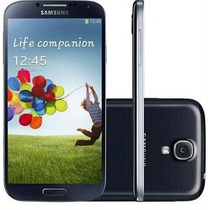 Samsung Galaxy S4 4g I9515 Preto Nacional Novo 16gb Ac Troca