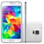 Galaxy S5 Duos G900m 16gb Quadcore 2.5ghz Branco Nacional