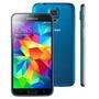 Smartphone Samsung Galaxy S5 Desbloqueado / Azul / 4g / 16 M