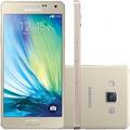 Celular Samsung Galaxy A5 Duos Dourado 4g Orange