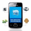 Celular Samsung S6102 Vitrine Original+nf