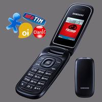 Celular Samsung E1270 - Abre/fecha Desbloqueado