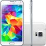 Samsung Galaxy S5 4g Branco Sm-g900m Nacional Original