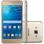 Celular Em Promoção Samsung Galaxy Gran Prime Dourado Gps