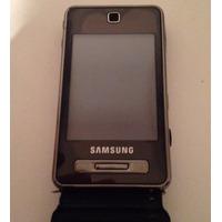 Celular Samsung F480 Touch Screen Com Câmera De 5mp