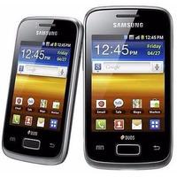 Smartphone Samsung Galaxy Y Duos S6102 - Preto - Na Caixa