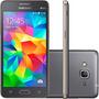 Samsung Galaxy Gran Prime Duos And 4.4/5 /8gb/3g/wi-fi/cinza