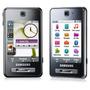 Samsung F480 Touch 3g Mp3 Fm Bluetooh Câmera 5mp- De Vitrine