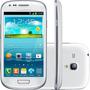 Celular Samsung Galaxy S3 Mini I8190 3g Branco 8gb Nacional