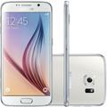Smartphone Galaxy S6 G920i Ram 3gb, 4g Branco Original Novo