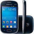 Celular Galaxy Fame Lite Duos S6792 Android 4.1 3mp Preto