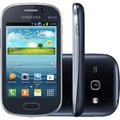 Celular Dual Chip Samsung Galaxy Fame Duos Grafite Android 4