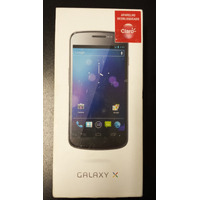 Samsung Galaxy X I9250 Nexus - Android 4.0, 5mp - De Vitrine