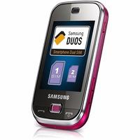 Celular Samsung Duos Touch Gt-b5722 Desbloq,dual Chip Rosa