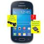 Samsung Galaxy Fame Lite Gt-s6792 Gps Via Satélite Instalado