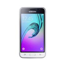 Smartphone Samsung Galaxy J1 2016 Branco Com 2 Chips Tela 4.