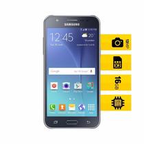 Smartphone Samsung Galaxy J5 Duos Preto - Webfones
